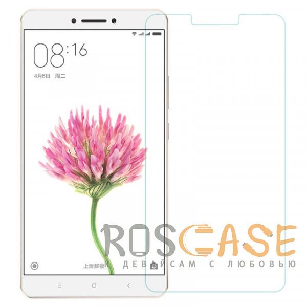 Фото Прозрачный Nillkin H   Защитное стекло для Xiaomi Mi Max / Mi Max 2 неполноэкранное