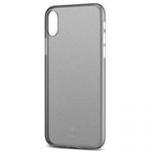 """Ультратонкий пластиковый защитный чехол-накладка Baseus Wing для Apple iPhone X (5.8"""")/XS (5.8"""")"""