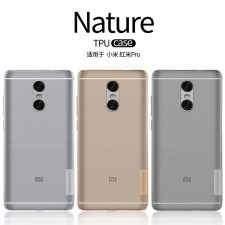 фото TPU чехол Nillkin Nature Series для Xiaomi Redmi Pro