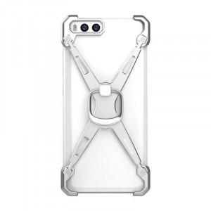 Nillkin Barde | Металлический бампер для Xiaomi Mi 6 с кольцом-подставкой