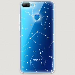 RosCase | Силиконовый чехол Созвездия на Huawei Honor 9 Lite
