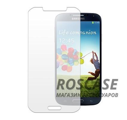 Защитное стекло Ultra Tempered Glass 0.33mm (H+) для Samsung i9500 Galaxy S4 (картонная упаковка)Описание:совместимо с устройством Samsung i9500 Galaxy S4;материал: закаленное стекло;тип: защитное стекло на экран.&amp;nbsp;Особенности:закругленные&amp;nbsp;грани стекла обеспечивают лучшую фиксацию на экране;стекло очень тонкое - 0,33 мм;отзыв сенсорных кнопок сохраняется;стекло не искажает картинку, так как абсолютно прозрачное;выдерживает удары и защищает от царапин;размеры и вырезы стекла соответствуют особенностям дисплея.<br><br>Тип: Защитное стекло<br>Бренд: Epik