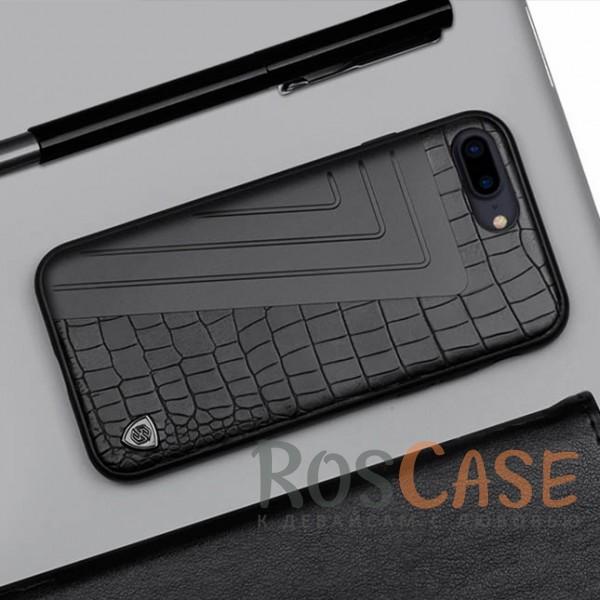 "Изображение Черный (Crocodile) Nillkin Hybrid | Чехол для Apple iPhone 7 plus / 8 plus (5.5"")"