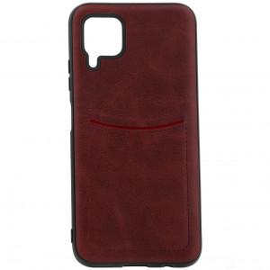 ILEVEL | Чехол с кожаным покрытием и карманом  для Huawei P40 Lite