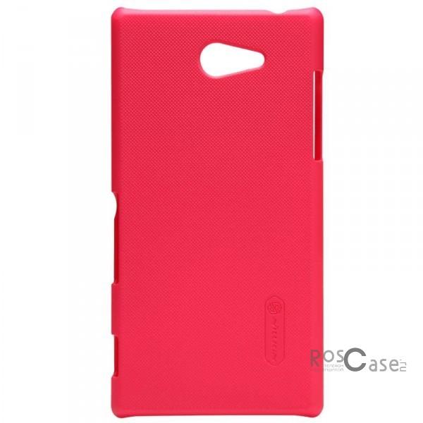 Чехол Nillkin Matte для Sony Xperia M2 (+ пленка) (Красный)Описание:Чехол изготовлен компанией Nillkin;Спроектирован для Sony Xperia М2;Сделан из поликарбоната;Форм-фактор: накладка.Особенности:Имеет рельефную матовую поверхность;Исключено образование потертостей и возникновение царапин;В комплекте поставляется глянцевая бесцветная пленка;Присутствует антикислотное напыление;<br><br>Тип: Чехол<br>Бренд: Nillkin<br>Материал: Поликарбонат