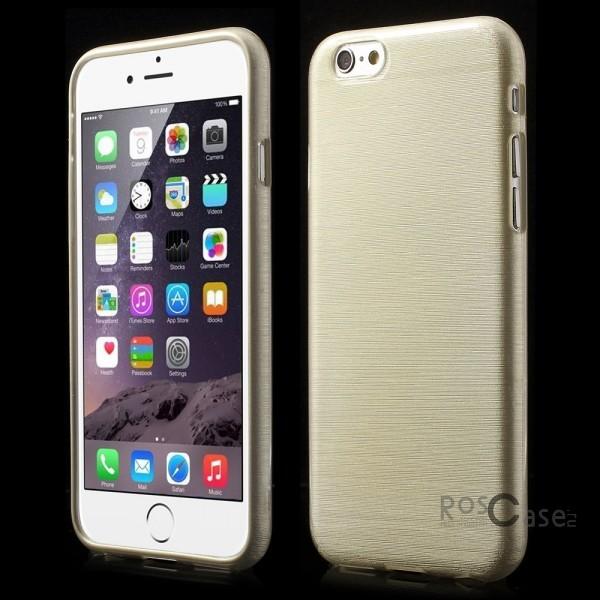 TPU Pearl Lines чехол для Apple iPhone 6/6s (4.7) (Золотой)Описание:производитель - бренд&amp;nbsp;Epik;совместим с&amp;nbsp;Apple iPhone 6/6s (4.7);материал - термополиуретан;тип - накладка.Особенности:защищает от механических повреждений;смягчает удар;гладкий;жемчужная расцветка;не деформируется;легко устанавликвется и снимается;на нем не заметны отпечатки пальцев.<br><br>Тип: Чехол<br>Бренд: Epik<br>Материал: TPU