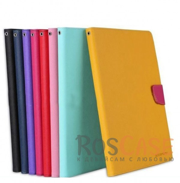 фото чехол (книжка) Mercury Fancy Diary series для Apple iPad mini