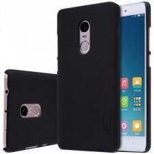 Nillkin Super Frosted Shield | Матовый чехол для Xiaomi Redmi Note 4X (MediaTek) (+ пленка)