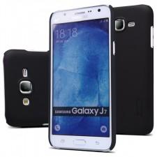 Nillkin Super Frosted Shield   Матовый чехол для Samsung J700H Galaxy J7 (+ пленка)