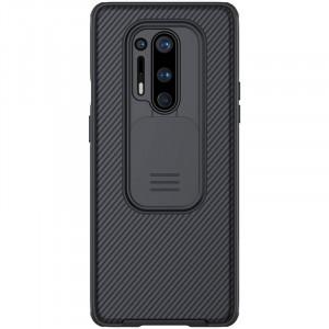 Nillkin CamShield Pro   Чехол из пластика и TPU с защитой камеры для OnePlus 8 Pro