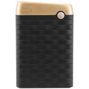 Mezone X6 | Портативное зарядное устройство Power Bank с двумя выходами USB (5000 mAh) для Samsung Galaxy S9 Plus (G965F)