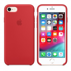 Чехол Silicone Case  для iPhone 8