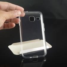 Ультратонкий силиконовый чехол для Samsung J105H Galaxy J1 Mini / Galaxy J1 Nxt