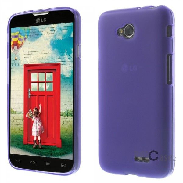 фото TPU Matte Double-sided для LG D325 L70 Dual/D320 L70/LG D285 L65 Dual