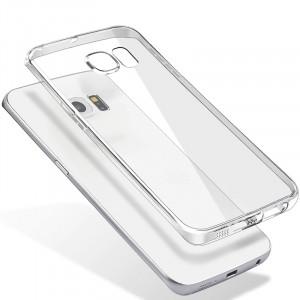 Ультратонкий силиконовый чехол  для Samsung Galaxy S7 (G930F)