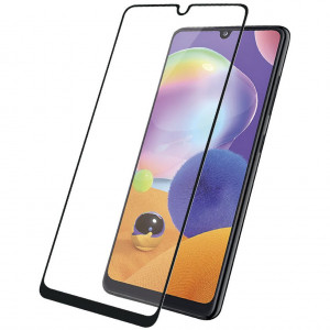 Защитное стекло 9D High Quality 9H  для Samsung Galaxy A31