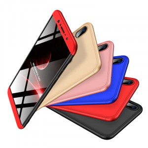 GKK LikGus 360° | Двухсторонний чехол для Asus Zenfone Max Pro M1 (ZB601KL / ZB602KL) с защитными вставками