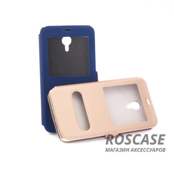 Чехол (книжка) с PC креплением для Meizu M2 NoteОписание:разработан компанией&amp;nbsp;Epik;спроектирован для Meizu M2 Note;материалы: синтетическая кожа, поликарбонат;тип: чехол-книжка.&amp;nbsp;Особенности:имеются все функциональные вырезы;не скользит в руках;магнитная застежка;окошки в обложке;защита от ударов и падений;превращается в подставку.<br><br>Тип: Чехол<br>Бренд: Epik<br>Материал: Искусственная кожа