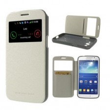фото Чехол (книжка) Mercury Wow Bumper series для Samsung G7102 Galaxy Grand 2