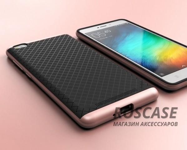 Двухкомпонентный чехол iPaky (original) Hybrid со вставкой цвета металлик для Xiaomi Redmi 3 (Черный / Rose Gold)Описание:производитель - iPaky;совместим с Xiaomi Redmi 3;материал: термополиуретан, поликарбонат;форма: накладка на заднюю панель.Особенности:эластичный;рельефная поверхность;прочная окантовка;ультратонкий;надежная фиксация.<br><br>Тип: Чехол<br>Бренд: iPaky<br>Материал: TPU