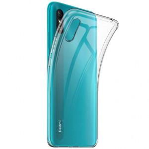 Clear Original | Прозрачный TPU чехол 2мм  для Xiaomi Redmi 9A