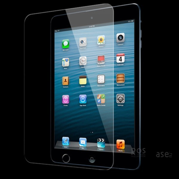 фото защитное стекло Premium Tempered Glass 0.33mm (2.5D) для Apple iPad 2/3/4