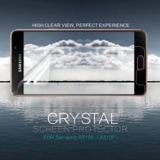 Nillkin Crystal | Прозрачная защитная пленка  для Samsung Galaxy A5 2016 (A510F)