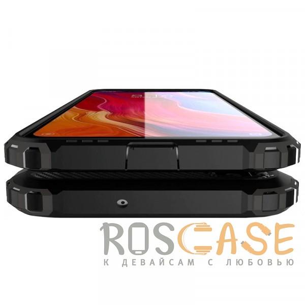 Фотография Черный Immortal | Противоударный чехол для Xiaomi Mi A2 Lite / Xiaomi Redmi 6 Pro