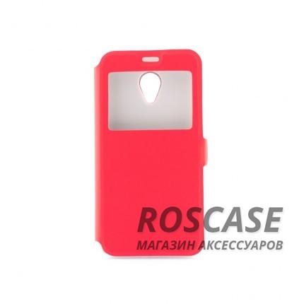 Чехол (книжка) с PC креплением V2 для Meizu M2 / M2 mini (Красный)Описание:разработан компанией&amp;nbsp;Epik;спроектирован для Meizu M2 / M2 mini;материалы: синтетическая кожа, поликарбонат;тип: чехол-книжка.&amp;nbsp;Особенности:имеются все функциональные вырезы;не скользит в руках;окошко в обложке;защита от ударов и падений;превращается в подставку.<br><br>Тип: Чехол<br>Бренд: Epik<br>Материал: Искусственная кожа