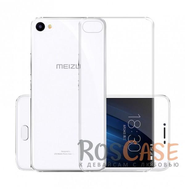 Ультратонкий силиконовый чехол Ultrathin 0,33mm для Meizu U10 (Бесцветный (прозрачный))Описание:бренд:&amp;nbsp;Epik;совместим с Meizu U10;материал: термополиуретан;тип: накладка.&amp;nbsp;Особенности:ультратонкий дизайн - 0,33 мм;прозрачный;эластичный и гибкий;надежно фиксируется;все функциональные вырезы в наличии.<br><br>Тип: Чехол<br>Бренд: Epik<br>Материал: TPU