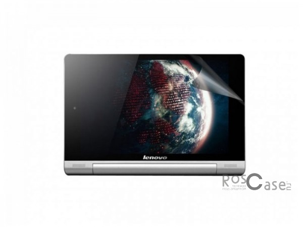 фото защитной пленки Grand-X Ultra Clear для Lenovo Yoga Tablet b8000 10