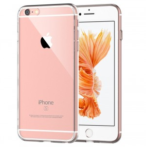 "J-Case THIN   Гибкий силиконовый чехол для Apple iPhone 7 (4.7"")"