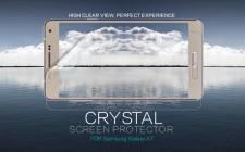 Nillkin Crystal | Прозрачная защитная пленка для Samsung A700H / A700F Galaxy A7
