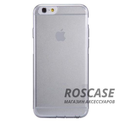 TPU чехол Nillkin Nature Series для Apple iPhone 6/6s (4.7) (Серый (прозрачный))Описание:производитель  -  Nillkin;совместимость: Apple iPhone 6/6s (4.7);материал  -  термополиуретан;форма  -  накладка.&amp;nbsp;Особенности:в наличии все вырезы;матовая поверхность;не увеличивает габариты;защита от ударов и царапин;на накладке не видны &amp;laquo;пальчики&amp;raquo;.<br><br>Тип: Чехол<br>Бренд: Nillkin<br>Материал: TPU