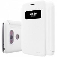 Nillkin Sparkle | Чехол-книжка с функцией Sleep Mode для LG H860 G5 / H845 G5se
