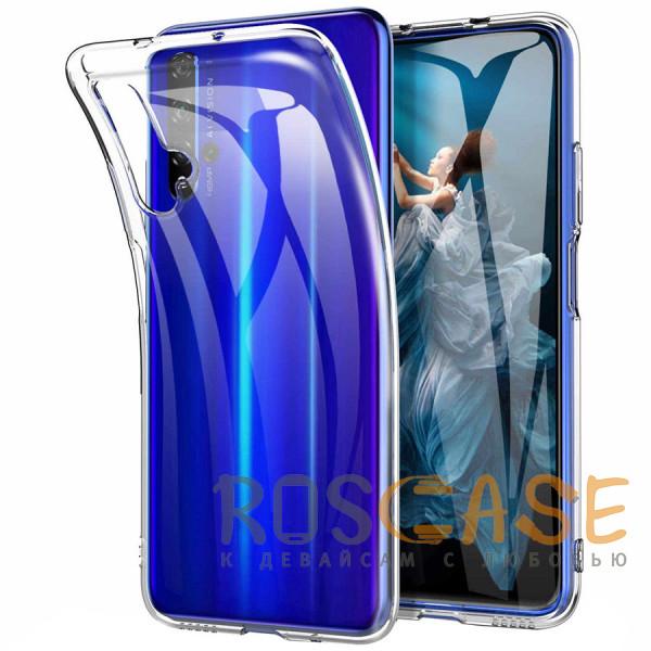 Фото Прозрачный Clear Original | Прозрачный TPU чехол 2мм для Huawei Honor 20 / Nova 5T