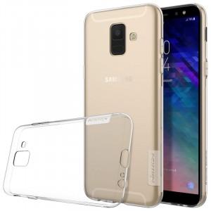 Nillkin Nature | Прозрачный силиконовый чехол для Samsung J600F Galaxy J6 (2018)