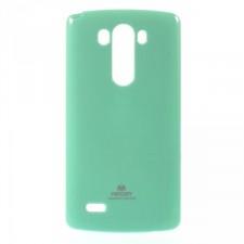 Mercury Jelly Pearl Color | Яркий силиконовый чехол для для LG D855/D850/D856 Dual G3