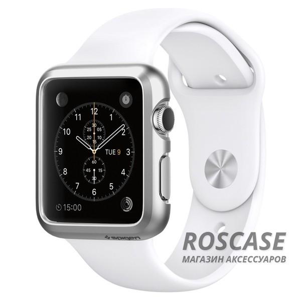 фото пластиковый чехол SGP Thin Fit Series для Apple watch 38mm