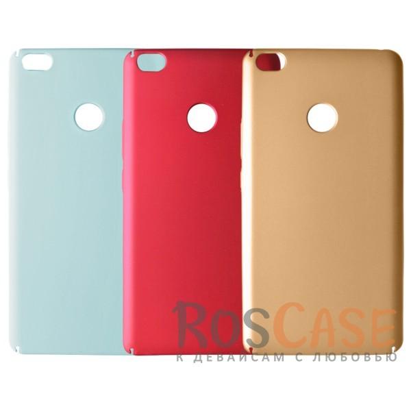 Пластиковая накладка soft-touch с защитой торцов Joyroom для Xiaomi Mi Max<br><br>Тип: Чехол<br>Бренд: Epik<br>Материал: Пластик