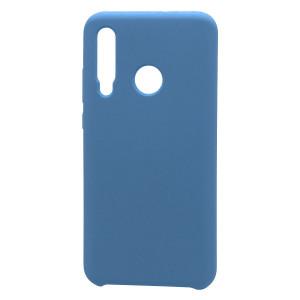 Silicone Cover | Силиконовый чехол с микрофиброй  для Huawei Honor 20i