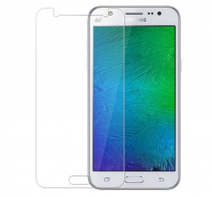 Прозрачное защитное стекло с закругленными краями и олеофобным покрытием для Samsung J510F Galaxy J5 (2016)