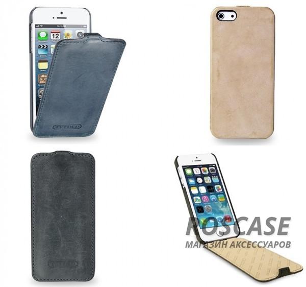 Кожаный чехол (флип) TETDED Nature Series для Apple iPhone 5/5S/SEОписание:компания-производитель  - &amp;nbsp;TETDED;разработан специально для Apple iPhone 5/5S/5SE;материал  -  натуральная кожа;тип  -  флип.&amp;nbsp;Особенности:имеет все функциональные вырезы;на нем не видны отпечатки пальцев;безмагнитная застежка;тонкий дизайн не увеличивает габариты;защищает от ударов и царапин;морозоустойчивый.<br><br>Тип: Чехол<br>Бренд: TETDED<br>Материал: Натуральная кожа
