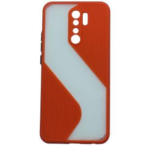 Wavecomb | Комбинированный силиконовый чехол  для Xiaomi Redmi 9