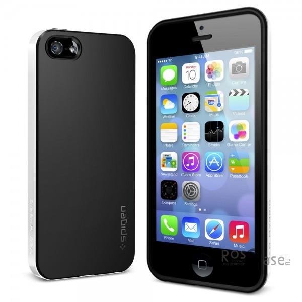 Фото чехла SGP Neo Hybrid Series для Apple iPhone 5 - вид спереди