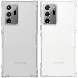 Nillkin Nature | Прозрачный силиконовый чехол  для Samsung Galaxy Note 20 Ultra
