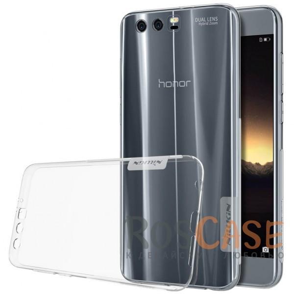 Nillkin Nature | Силиконовый чехол для Huawei Honor 9 (Бесцветный (прозрачный))