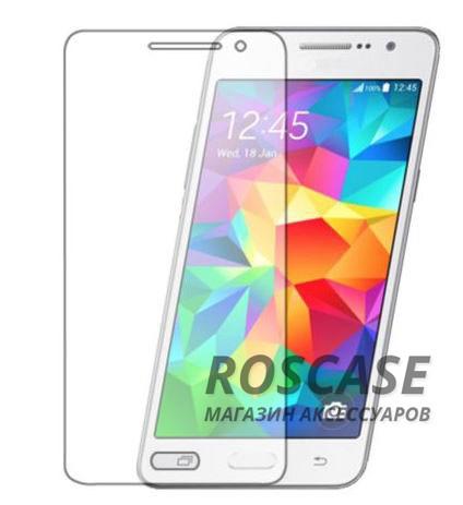 Защитная пленка VMAX для Samsung G530H/G531H Galaxy Grand Prime (Матовая)Описание:производитель:&amp;nbsp;VMAX;совместима с Samsung G530H/G531H Galaxy Grand Prime;материал: полимер;тип: пленка.&amp;nbsp;Особенности:идеально подходит по размеру;не оставляет следов на дисплее;проводит тепло;фильтрует ультрафиолет;защищает от царапин.<br><br>Тип: Защитная пленка<br>Бренд: Vmax