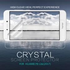 Nillkin Crystal | Прозрачная защитная пленка для Huawei P8 Lite (2017)