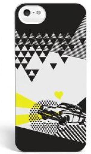 Накладка SleekOn Photochromic Series Ретро автомобиль Retro Car для Apple iPhone 5